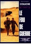 Affiche du film Le fou de guerre