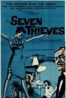 Affiche du film Les Sept Voleurs