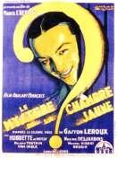 Affiche du film Le Mystere de la Chambre Jaune