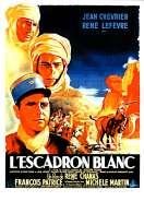 Affiche du film L'escadron blanc