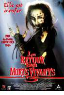 Le retour des morts vivants III, le film