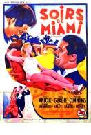 Affiche du film Soirs de Miami