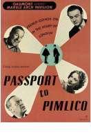 Passeport pour Pimlico, le film