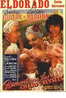 Affiche du film Remontons les Champs Elys�es