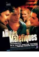 Affiche du film Les Amiti�s mal�fiques