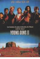 Affiche du film Young Guns II