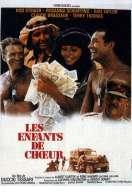 Affiche du film Les Enfants de Choeur