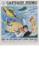Affiche du film Le Capitaine Nemo et la Ville Sous-Ma
