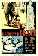 Affiche du film La vengeance d'Hercule