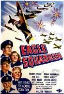 Affiche du film L'escadrille des Aigles