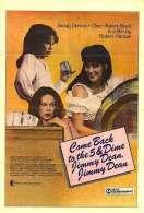 Affiche du film Reviens Jimmy Dean Reviens