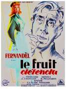 Affiche du film Le Fruit Defendu