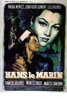 Affiche du film Hans le Marin