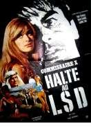 Affiche du film Commissaire X Halte Au Lsd