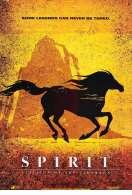 Affiche du film Spirit, l'�talon des plaines
