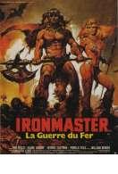 Affiche du film Ironmaster la Guerre du Fer