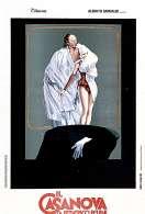 Le Casanova de Fellini, le film