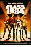 Affiche du film Class 1984