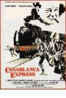 Affiche du film Casablanca express