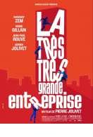 Affiche du film La Tr�s tr�s grande entreprise