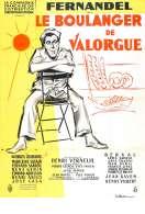 Affiche du film Le boulanger de Valorgue