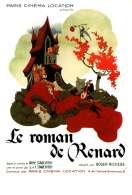 Affiche du film Le roman de renard
