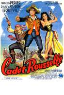 Affiche du film Cadet Rousselle