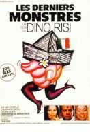 Affiche du film Les Derniers Monstres