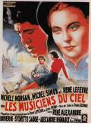 Affiche du film Les Musiciens du Ciel
