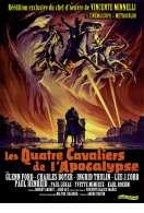 Affiche du film Les quatre cavaliers de l'Apocalypse