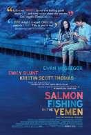 Affiche du film Des saumons dans le d�sert