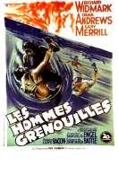 Affiche du film Les Hommes Grenouilles