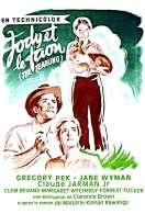 Affiche du film Jody et le Faon