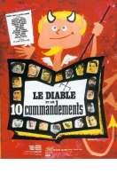 Affiche du film Le diable et les dix commandements