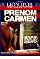 Affiche du film Pr�nom Carmen
