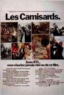 Affiche du film Les Camisards
