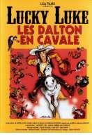 Affiche du film Lucky Luke : les Dalton en cavale