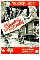 Affiche du film Les Rodeurs de l'aube