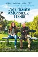 Affiche du film L'Etudiante et Monsieur Henri