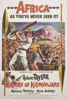 Affiche du film Les Aventuriers du Kilimandjaro