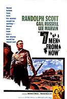Affiche du film Sept hommes � abattre