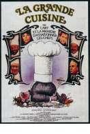 Affiche du film La grande cuisine