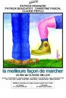 Affiche du film La meilleure façon de marcher