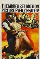 Affiche du film Salomon et la Reine de Saba