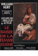 Affiche du film Le baiser de la femme araign�e