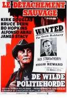 Affiche du film La brigade du Texas