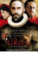 Affiche du film El Greco, les t�n�bres contre la lumi�re