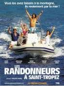 Affiche du film Les Randonneurs � Saint-Tropez