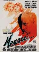 Affiche du film Menaces