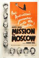 Affiche du film Mission To Moscow